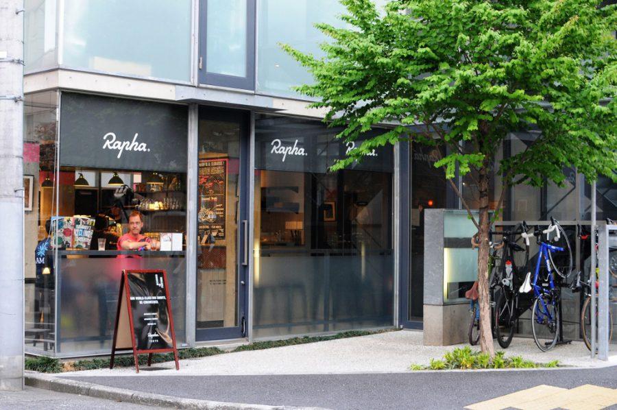 「rapha tokyo カフェ」の画像検索結果